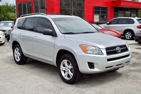 2011 Toyota RAV4 for sale at MIAMI IMPORTS in Miami FL