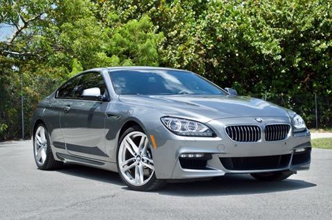 BMW Series For Sale Carsforsalecom - 650 bmw 2012