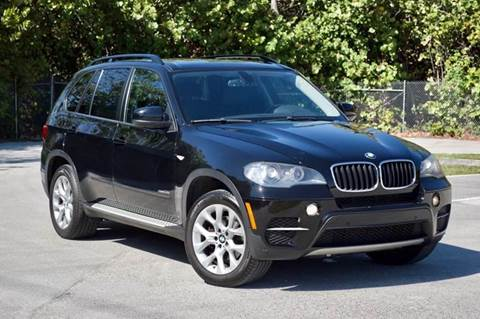 2011 BMW X5 for sale at MIAMI IMPORTS in Miami FL