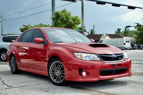 2012 Subaru Impreza for sale at MIAMI IMPORTS in Miami FL