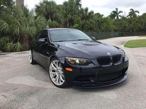 2010 BMW M3 for sale at MIAMI IMPORTS in Miami FL