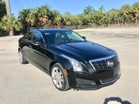 2014 Cadillac ATS for sale at MIAMI IMPORTS in Miami FL