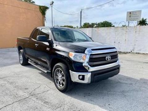 2015 Toyota Tundra for sale at MIAMI IMPORTS in Miami FL