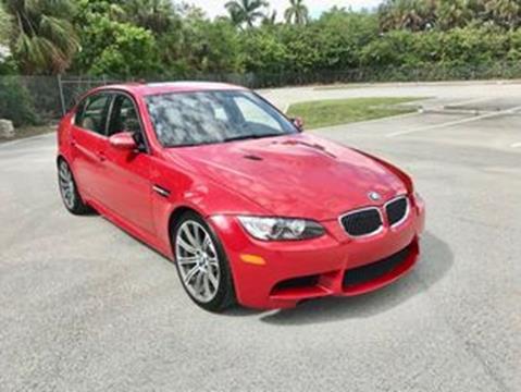 2008 BMW M3 for sale at MIAMI IMPORTS in Miami FL