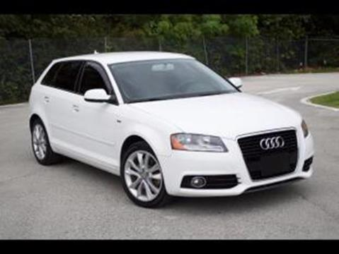 2012 Audi A3 for sale at MIAMI IMPORTS in Miami FL