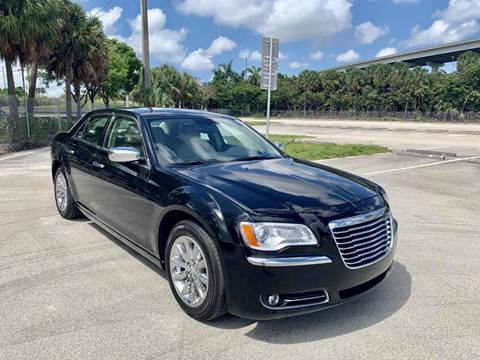 2012 Chrysler 300 for sale at MIAMI IMPORTS in Miami FL