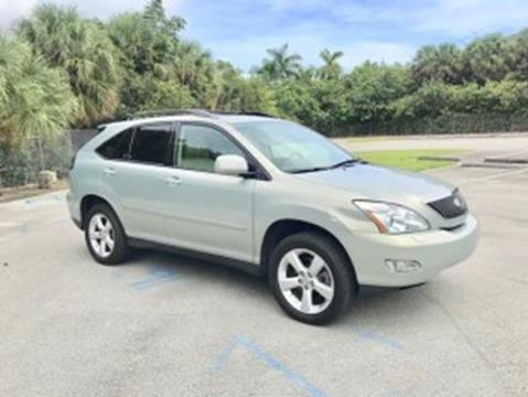 2007 Lexus RX 350 for sale at MIAMI IMPORTS in Miami FL