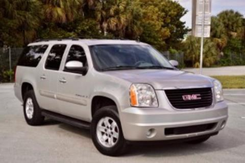 2007 GMC Yukon XL for sale at MIAMI IMPORTS in Miami FL