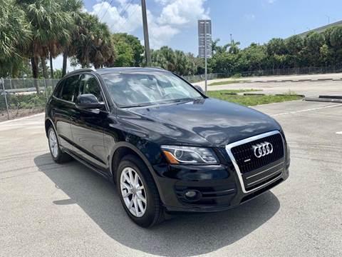 2010 Audi Q5 for sale at MIAMI IMPORTS in Miami FL