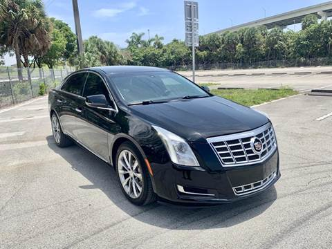 2014 Cadillac XTS for sale at MIAMI IMPORTS in Miami FL