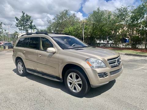 2007 Mercedes-Benz GL-Class for sale at MIAMI IMPORTS in Miami FL