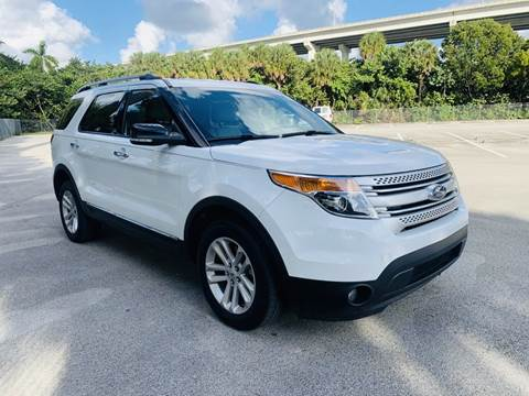 2015 Ford Explorer for sale at MIAMI IMPORTS in Miami FL