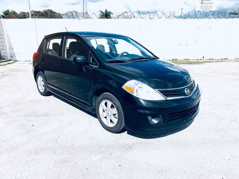 2011 Nissan Versa for sale at MIAMI IMPORTS in Miami FL