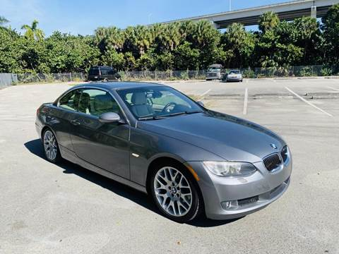 2009 BMW 3 Series for sale at MIAMI IMPORTS in Miami FL