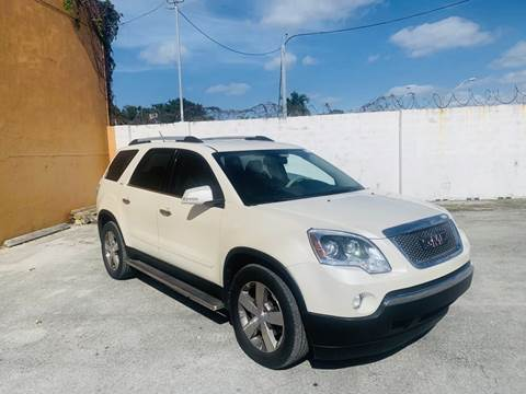 2010 GMC Acadia for sale at MIAMI IMPORTS in Miami FL
