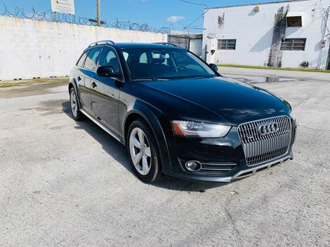 2013 Audi Allroad for sale at MIAMI IMPORTS in Miami FL