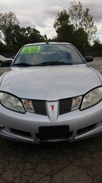 2004 Pontiac Sunfire for sale in Troy, OH