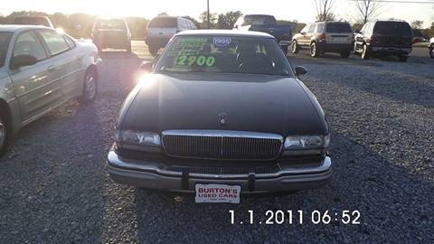 1995 Buick Park Avenue for sale in Troy, OH