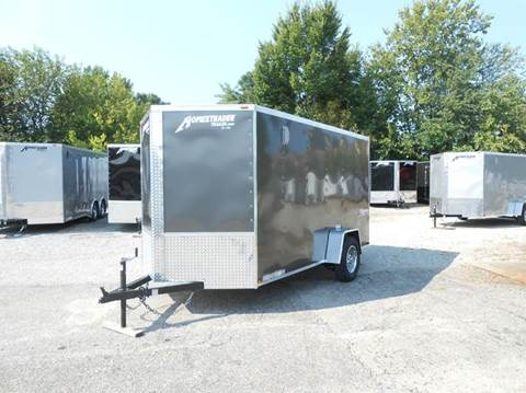 2019 Homesteader Intrepid 6x12 MC (Gray) for sale in Jeffersontown, KY