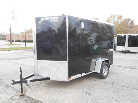 2019 Homesteader Intrepid 6x10 MC (Black) for sale in Jeffersontown, KY
