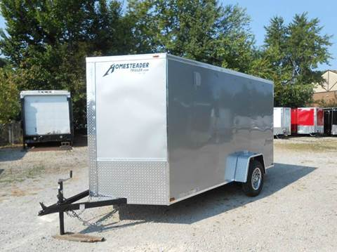 2019 Homesteader Intrepid 6x12 MC (Silver) for sale in Jeffersontown, KY