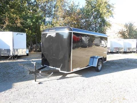 2019 Homesteader Challenger 6x12 Basic (Black) for sale in Jeffersontown, KY