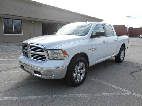 2016 RAM Ram Pickup 1500 for sale at Jerry Moody Auto Mart in Jeffersontown KY