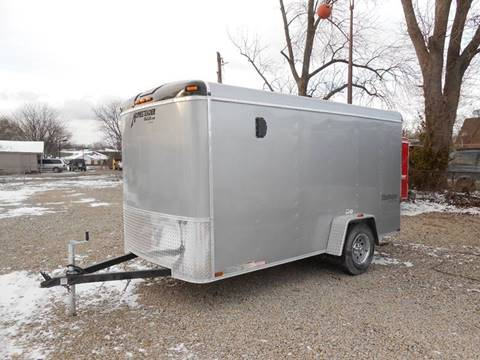 2019 Homesteader Challenger 6x12 MC (Silver) for sale in Jeffersontown, KY