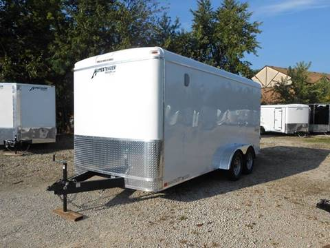 2019 Homesteader Challenger 7x16 (SD) White for sale in Jeffersontown, KY