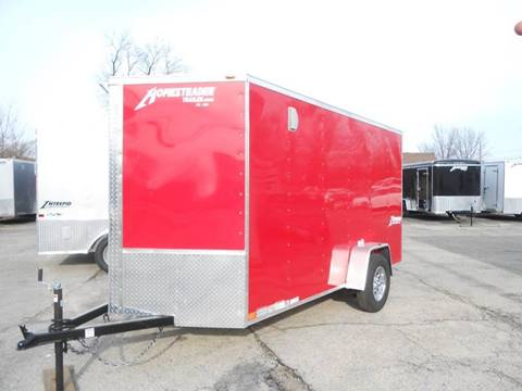 2019 Homesteader Intrepid 6x12 (MC) Red for sale in Jeffersontown, KY