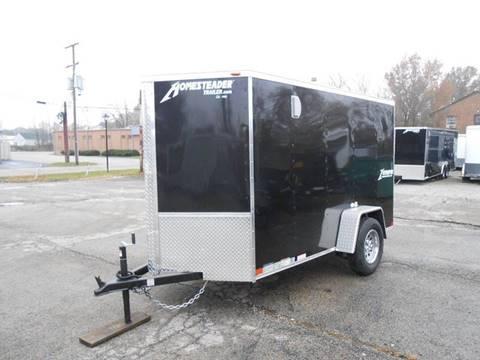 2019 Homesteader Intrepid 5x10 MC Black for sale in Jeffersontown, KY