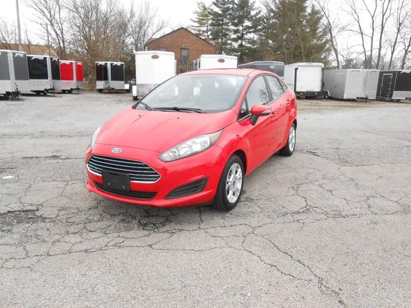 2015 Ford Fiesta Se 4dr Sedan In Jeffersontown Ky Jerry