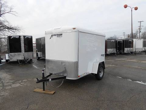 2019 Homesteader Challenger 5x8 White for sale in Jeffersontown, KY