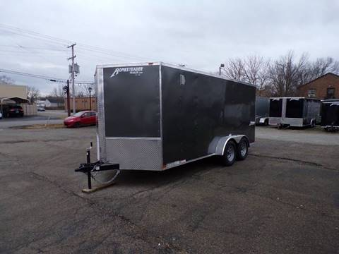 2019 Homesteader Intrepid 7x16 Gray for sale in Jeffersontown, KY