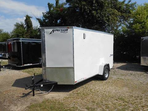 2019 Homesteader Intrepid 6x12 (BD) White for sale in Jeffersontown, KY
