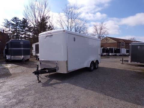 2019 Homesteader Challenger 7x16 (RD) White for sale in Jeffersontown, KY