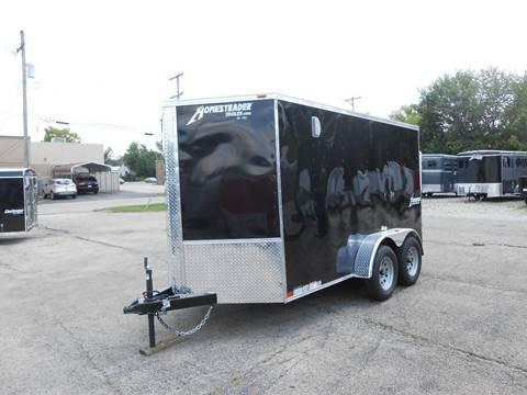 2019 Homesteader Intrepid 6x12 Tandem MC  for sale in Jeffersontown, KY