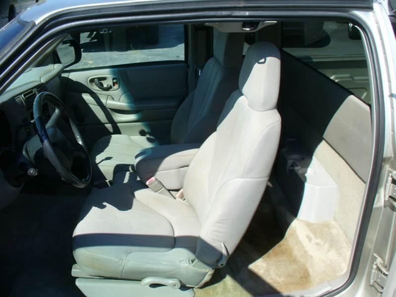 2003 GMC Sonoma SLS 3dr Extended Cab Rwd SB - Anderson SC