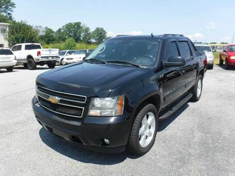 2007 Chevrolet Avalanche for sale in Anderson, SC