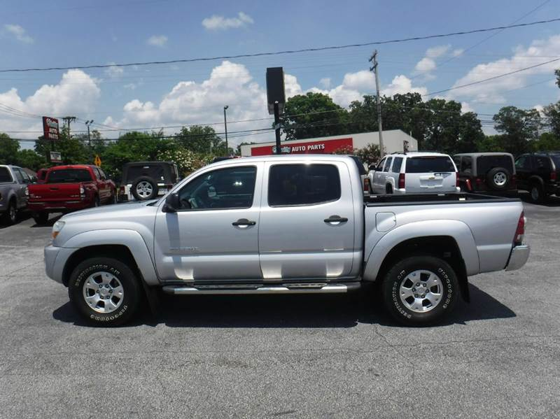 2011 Toyota Tacoma 4x2 PreRunner V6 4dr Double Cab 5.0 ft SB 5A - Anderson SC