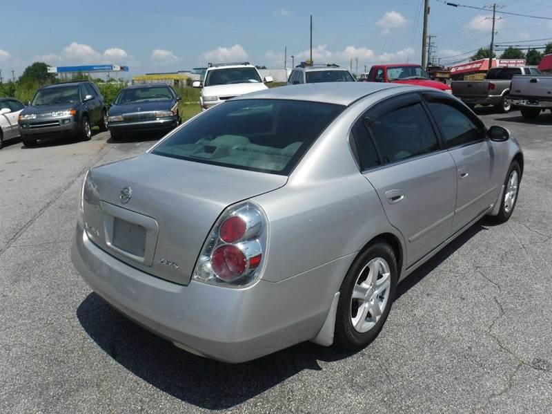2005 Nissan Altima 2.5 4dr Sedan - Anderson SC