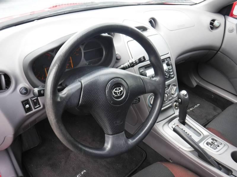 2000 Toyota Celica GT 2dr Hatchback - Anderson SC
