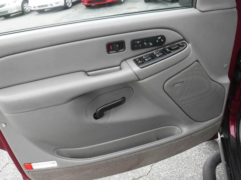 2004 Chevrolet Tahoe Z71 4WD 4dr SUV - Anderson SC