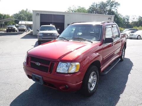 2004 Ford Explorer Sport Trac for sale in Anderson, SC