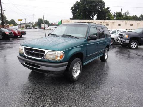 1998 Ford Explorer for sale in Anderson, SC