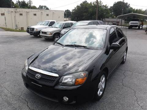 2009 Kia Spectra for sale in Anderson, SC