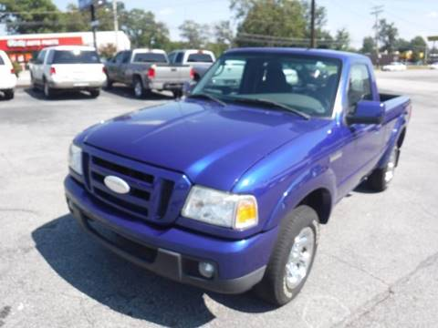 2006 Ford Ranger for sale in Anderson, SC