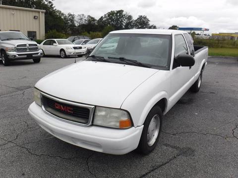 2002 GMC Sonoma for sale in Anderson, SC