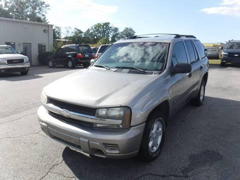 2003 Chevrolet TrailBlazer for sale in Anderson, SC