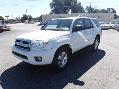 2008 Toyota 4Runner for sale in Anderson, SC